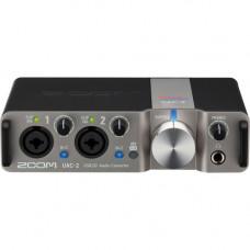 USB аудиоинтерфейс ZOOM UAC-2